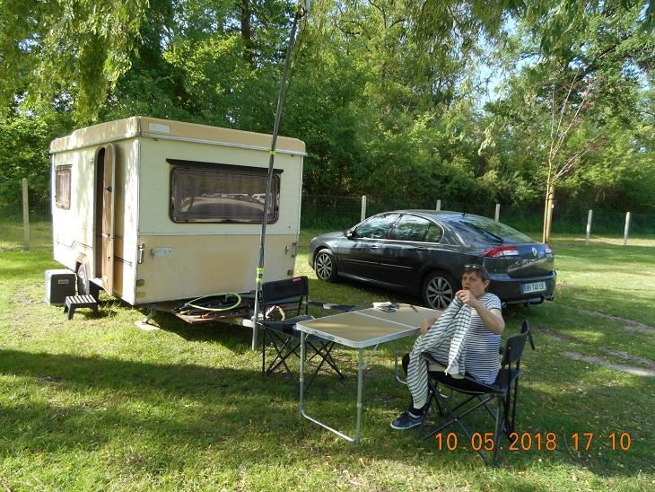 Camping de Chemery (41) proche zoo Beauval Dscn3014