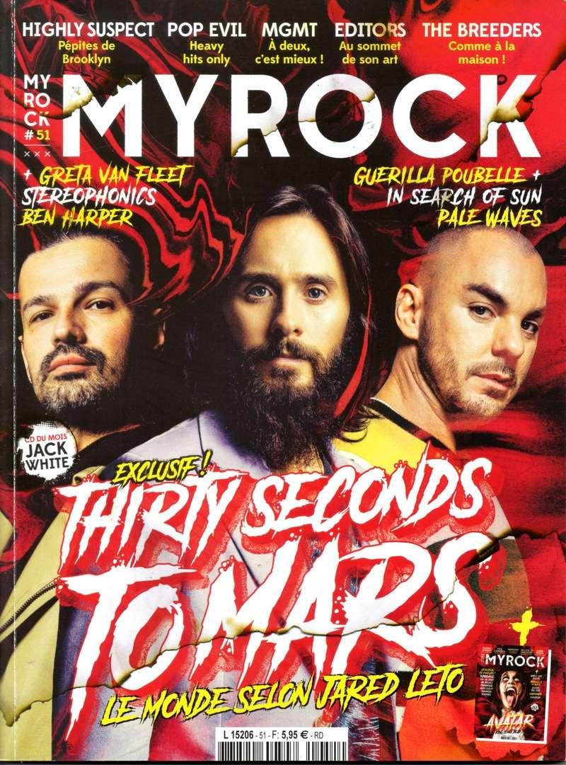 MyRock n° 51 - Mars avril 2018 Myrock15
