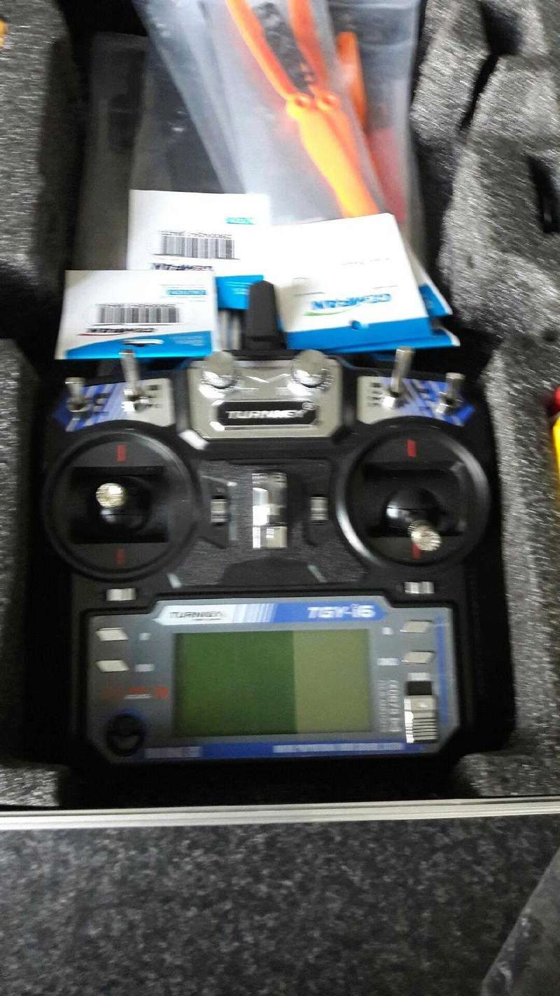 drone racer / erreur de prix / vendu Radio11