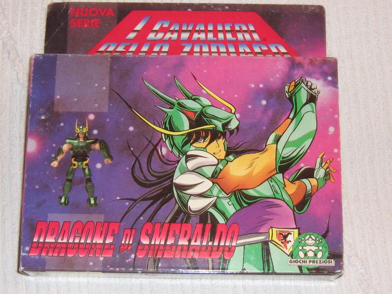 Vendo CAVALIERI DELLO ZODIACO SCATOLA TEMPIO 1989 - Pagina 2 Dragon10