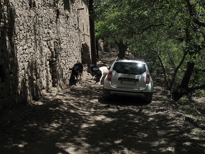[Carburant, Routes, Police] Agouim/Aoulouz 310