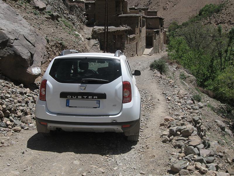 [Carburant, Routes, Police] Agouim/Aoulouz 410