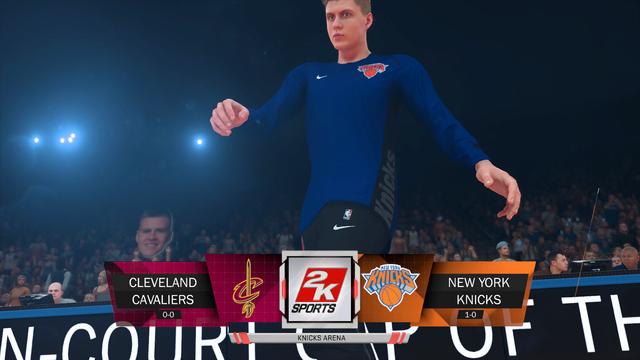 SR 2018-2019 N.Y Knicks 03-01-13