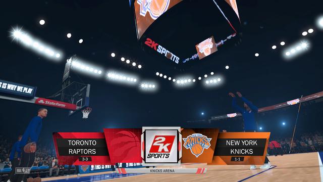 SR 2017-2018 N.Y Knicks 29-10-10