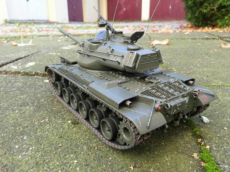 M-47 Patton Italeri 1/35 22405610
