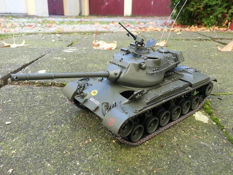 M-47 Patton Italeri 1/35 22405710