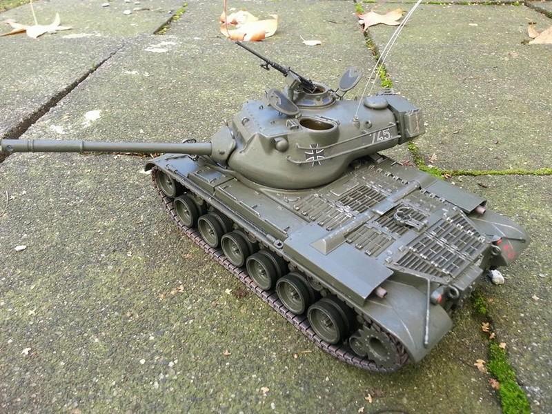 M-47 Patton Italeri 1/35 22448610