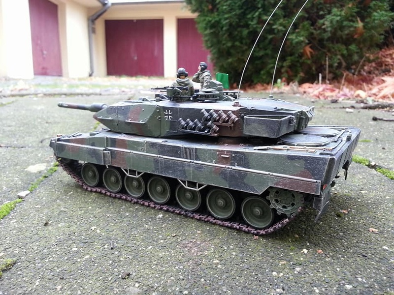 Leopard 2A5 - Revell 1/35 22539610