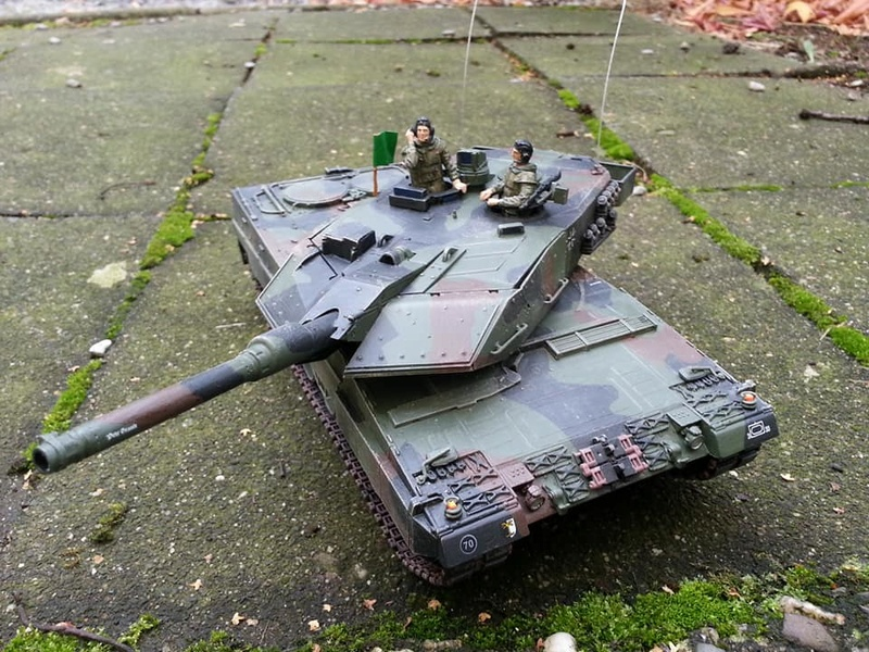Leopard 2A5 - Revell 1/35 22539710