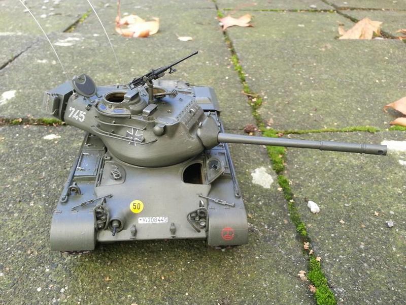 M-47 Patton Italeri 1/35 22539810