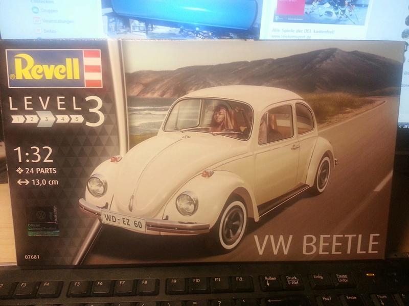 VW Käfer Bundeswehr 1/32 22550510