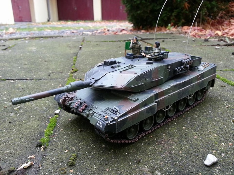 Leopard 2A5 - Revell 1/35 22552810