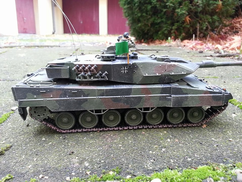Leopard 2A5 - Revell 1/35 22554710