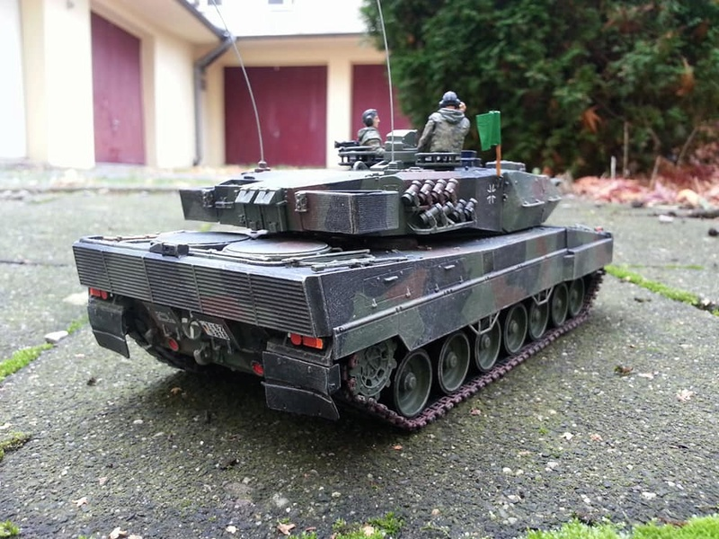 Leopard 2A5 - Revell 1/35 22687910