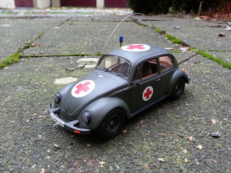 VW Käfer Bundeswehr 1/32 22851910
