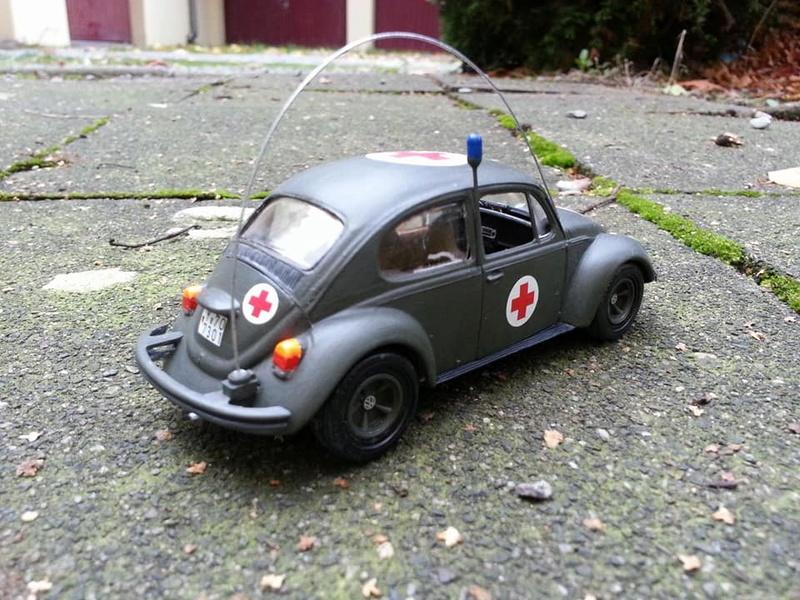 VW Käfer Bundeswehr 1/32 22885810