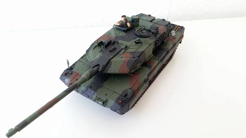 Leopard 2a6 Demo1 (EX) Hobby Boss 1/35 31369110