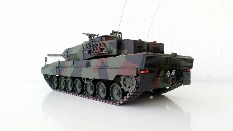 Leopard 2a6 Demo1 (EX) Hobby Boss 1/35 31381310