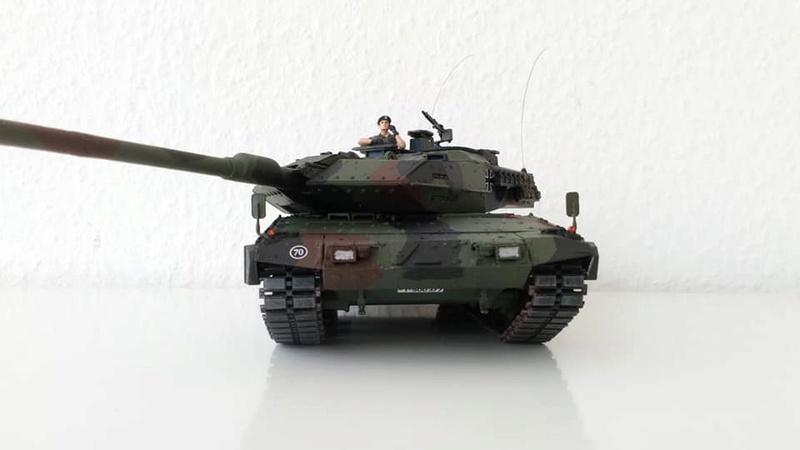 Leopard 2a6 Demo1 (EX) Hobby Boss 1/35 31393410
