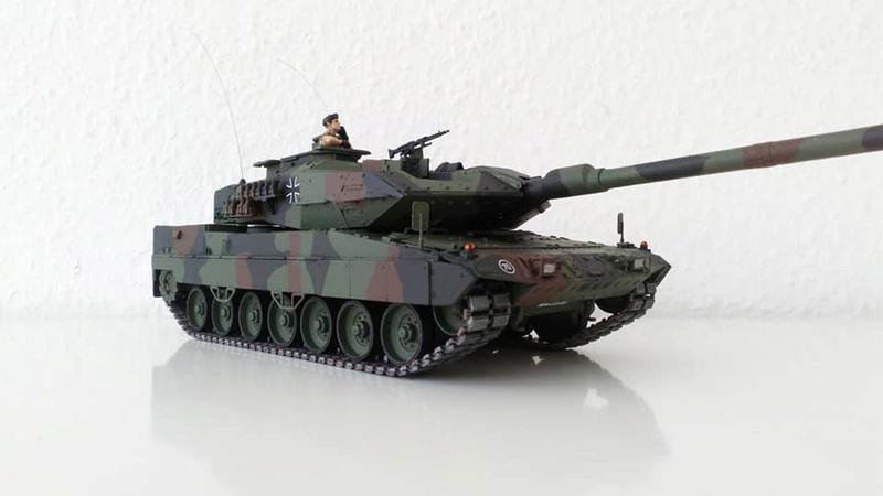 Leopard 2a6 Demo1 (EX) Hobby Boss 1/35 31398010