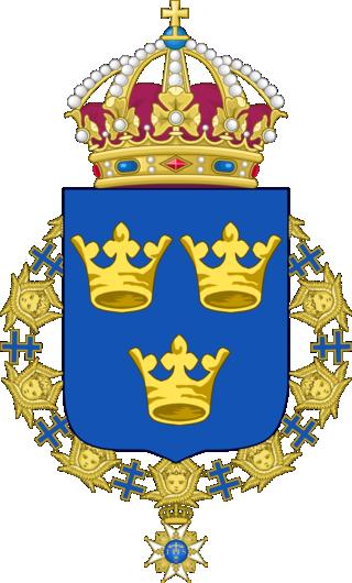 [√] Konungariket Sverige  Lesser11