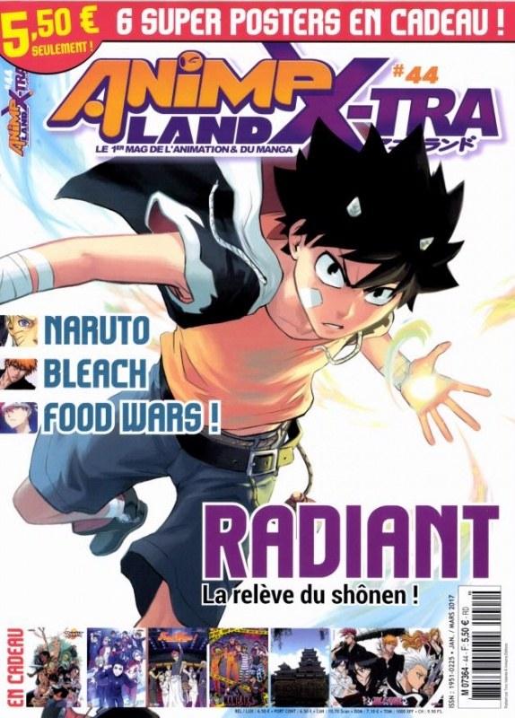 La presse otaku (Animeland, Atom, etc.) Animel11
