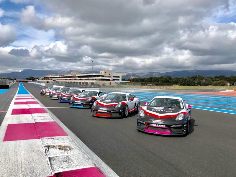 Porsche Cup Suisse - Le Castellet les 8&9 mars 2018 Img-2012