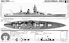 Cuirassé Dunkerque - HobbyBoss - 1/350 par Francisco 220px-10