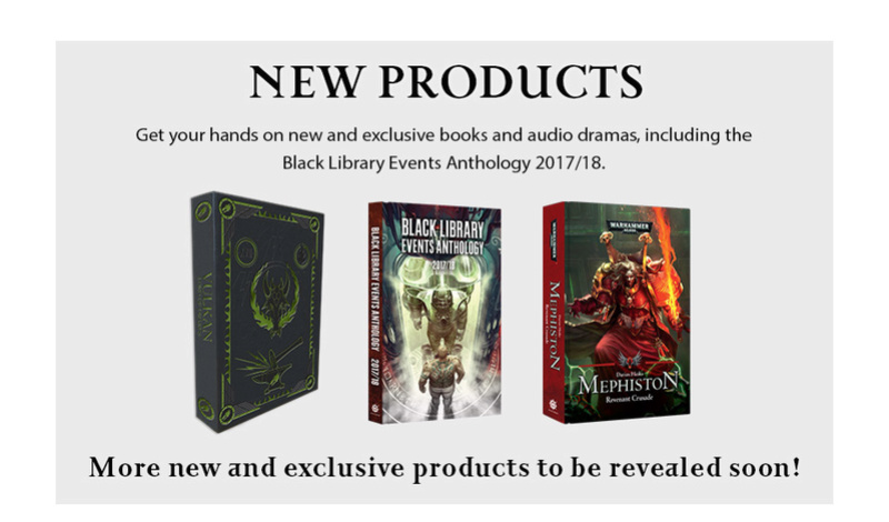 Programme des publications The Black Library 2018 - UK - Page 3 10-03-10