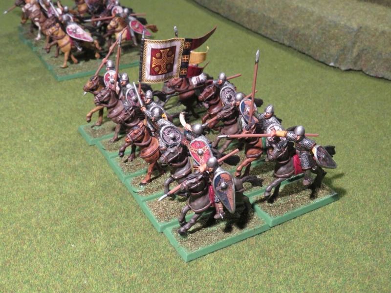 [Hail Caesar] Projet Hastings - 1066 - Page 3 Breton10