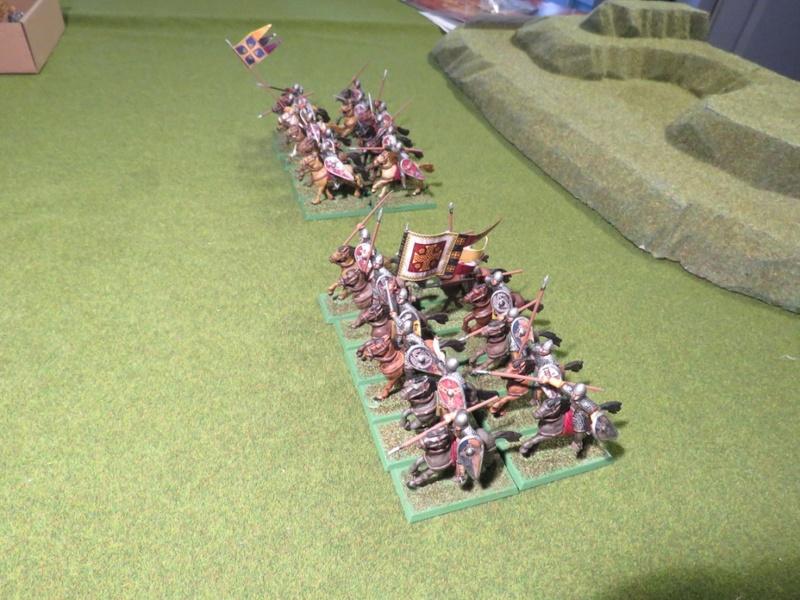 [Hail Caesar] Projet Hastings - 1066 - Page 3 Breton11