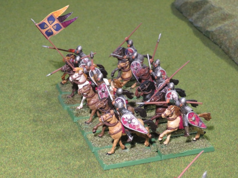 [Hail Caesar] Projet Hastings - 1066 - Page 3 Breton13