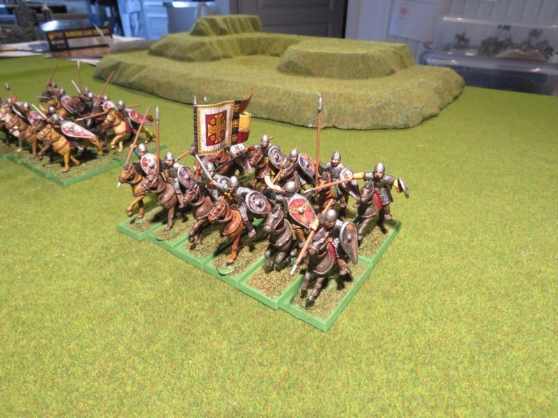[Hail Caesar] Projet Hastings - 1066 - Page 3 Breton14