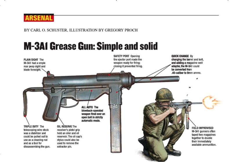 [BA] Guide des armes individuelles Grease10