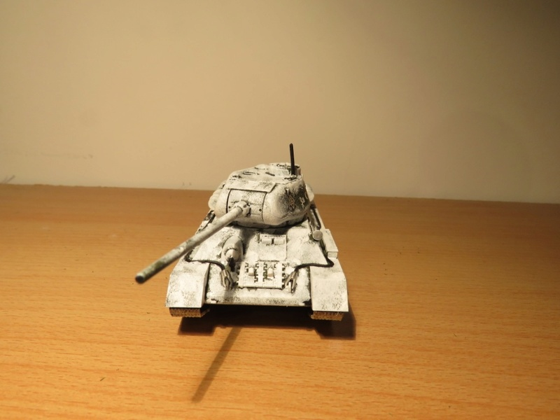 [Bolt Action] Nation : Russie T34-8510