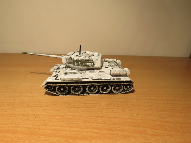 [Bolt Action] Nation : Russie T34-8511