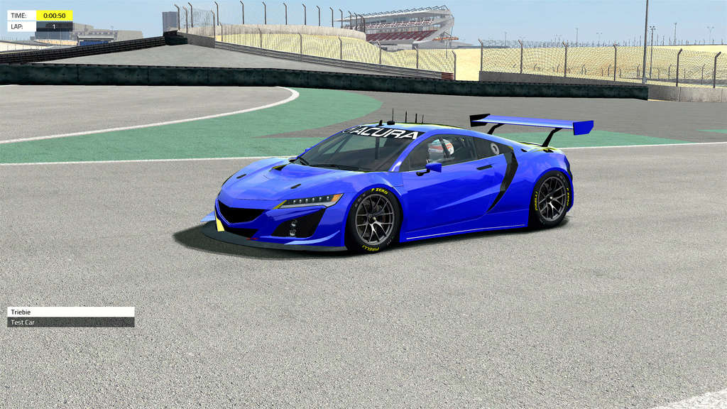 (RELEASE) Acura NSX GT3 - Page 2 Screen14