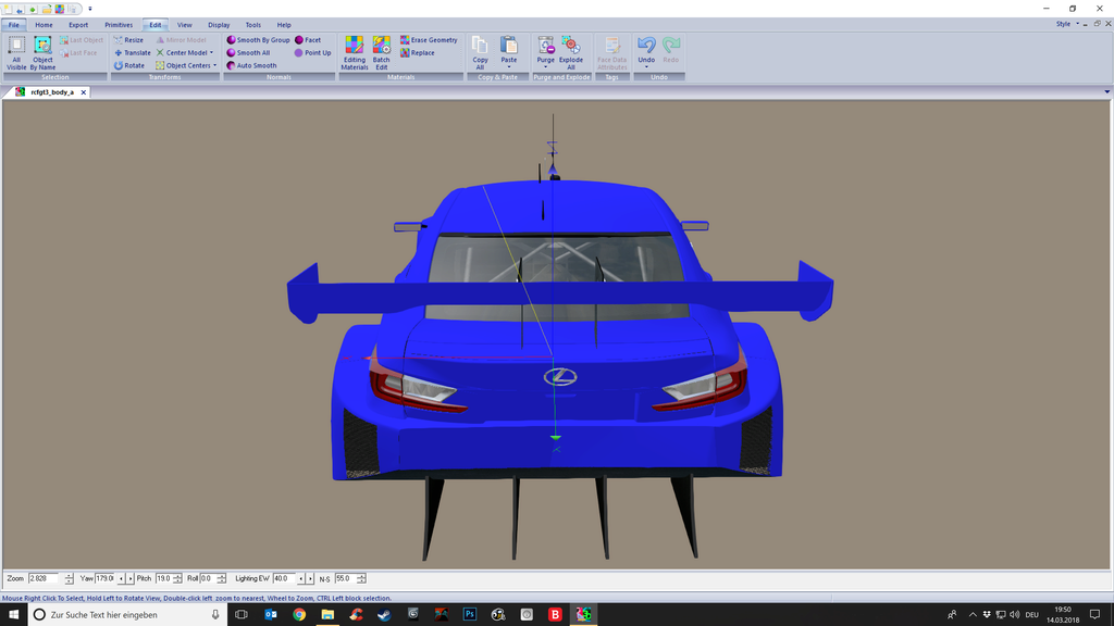(deleted) Lexus RC-F GT3   - Page 2 Screen18