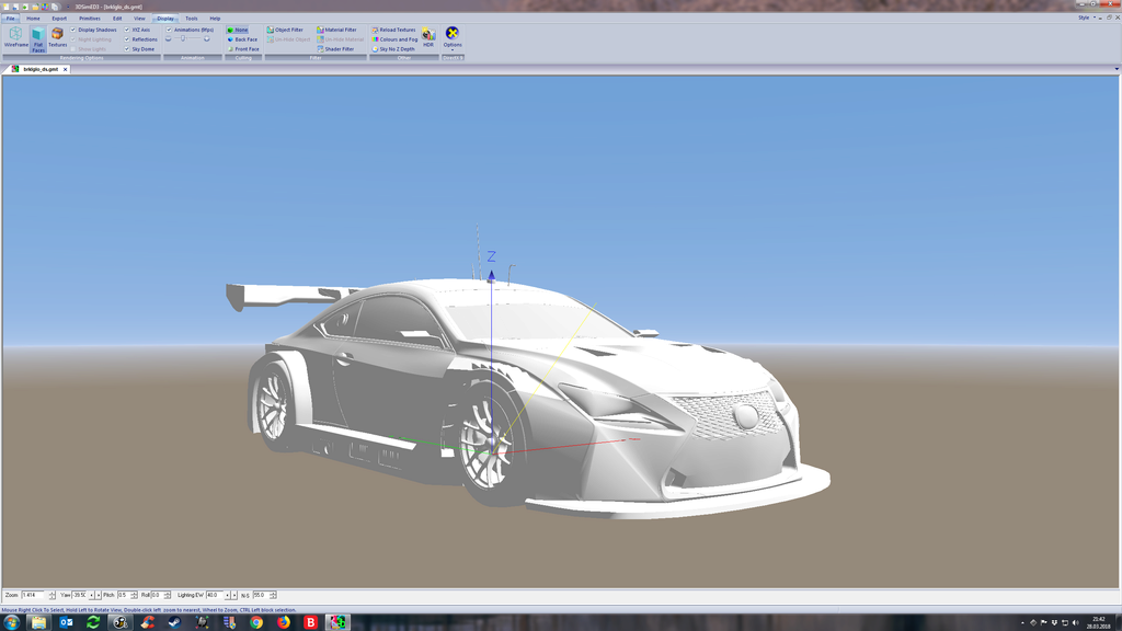 (deleted) Lexus RC-F GT3   - Page 3 Screen22
