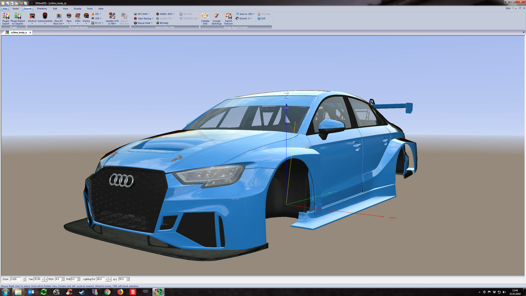 TCR mod by SimCareer - Page 6 Screen24