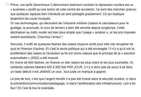 Tous les radars fixes sont bâchés ou endommagés en France mettez vos photos si vous plait Captur89