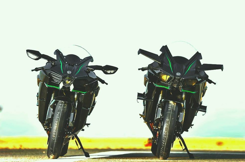 Kawasaki Ninja H2 et H2R - Page 23 26233310