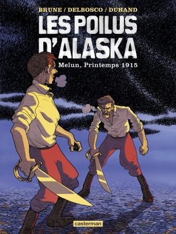 Et en BD les poilus d'Alaska T2lesp11