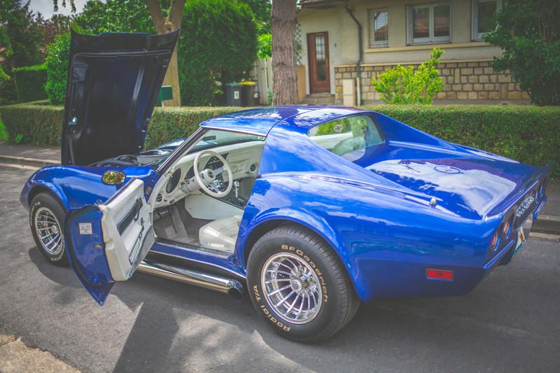 restauration complète Corvette C3 stingray 1977 entres amis - Page 41 Stingr12