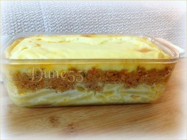Pastitsio | Pâtes au four à la méditerranéenne Atwixb10