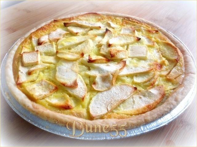 Tarte aux pommes à la migaine Kavrqx10