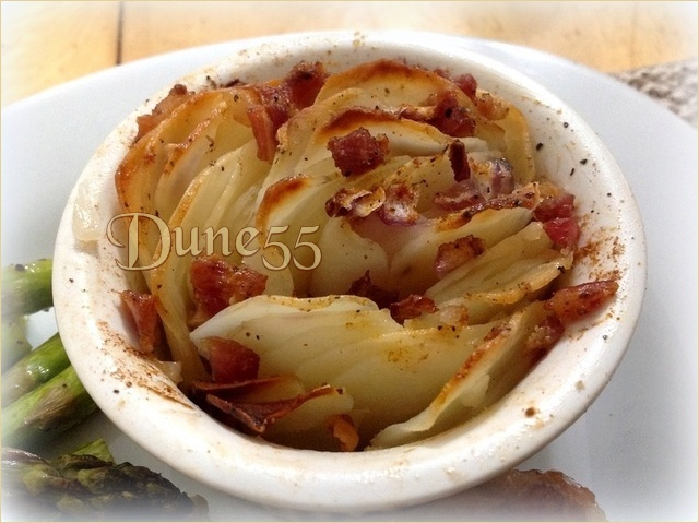 Pommes de terre au four croustillantes P0zzt810