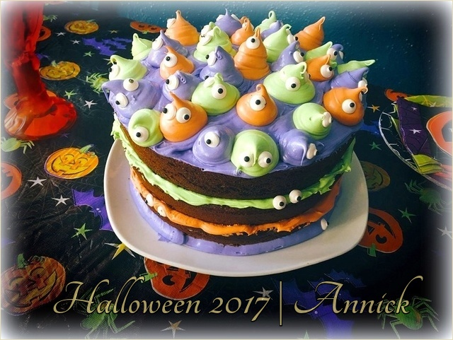 Gâteau d'Halloween Spooky Eyeball Vm0ffe12