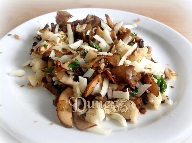 Bouchées aux champignons caramélisés Wihm8n10