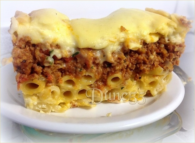 Pastitsio | Pâtes au four à la méditerranéenne Xnnurg10
